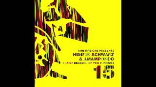 IV15 Henrik Schwarz & Amampondo - I Exist Because Of You (Henrik Schwarz Live Version)