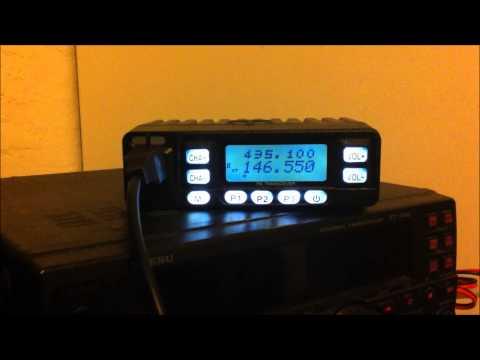 Luiton LT-898UV dual band amateur mobile radio (Leixen VV-898)
