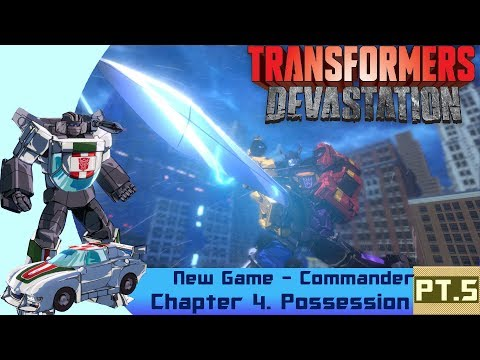 [Transformers Devastation] NG Commander Pt. 5 | Setup Potential