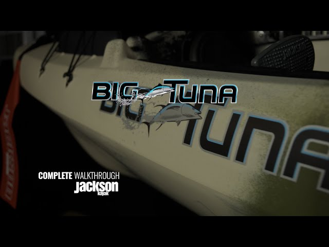 Jackson Kayak Big Tuna 2021 | Complete Walkthrough