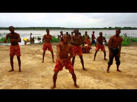 Jason Aryeh Research Project. Kpanlogo dance from the Ga tribe in Ghana