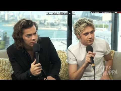 Niall and Harry NOVA interview