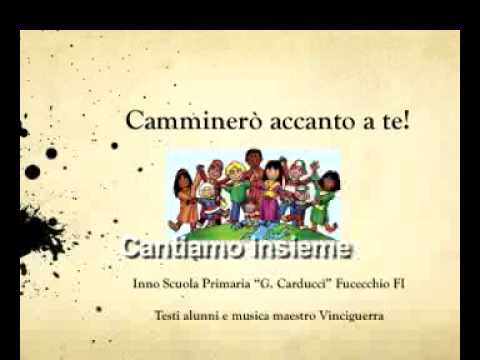 Cantiamo insieme Scuola Carducci