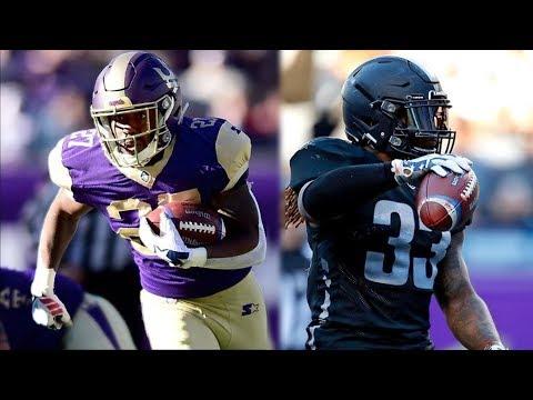 Birmingham Iron vs. Atlanta Legends   AAF Week 3 Game Highlights