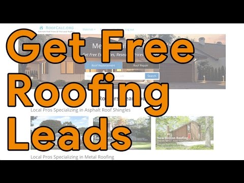 Local Roofing Contractors - RoofCalc org