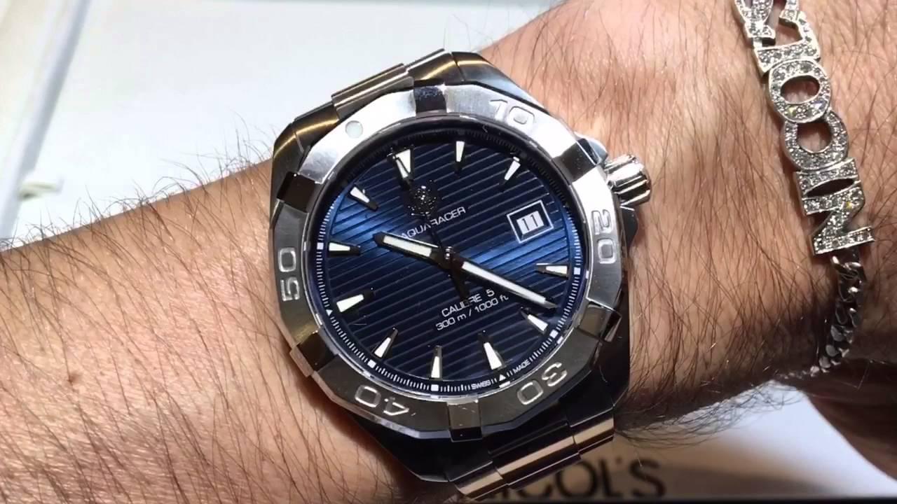 1c16cfdceb3 Reloj Tag Heuer Aquaracer 300m 40