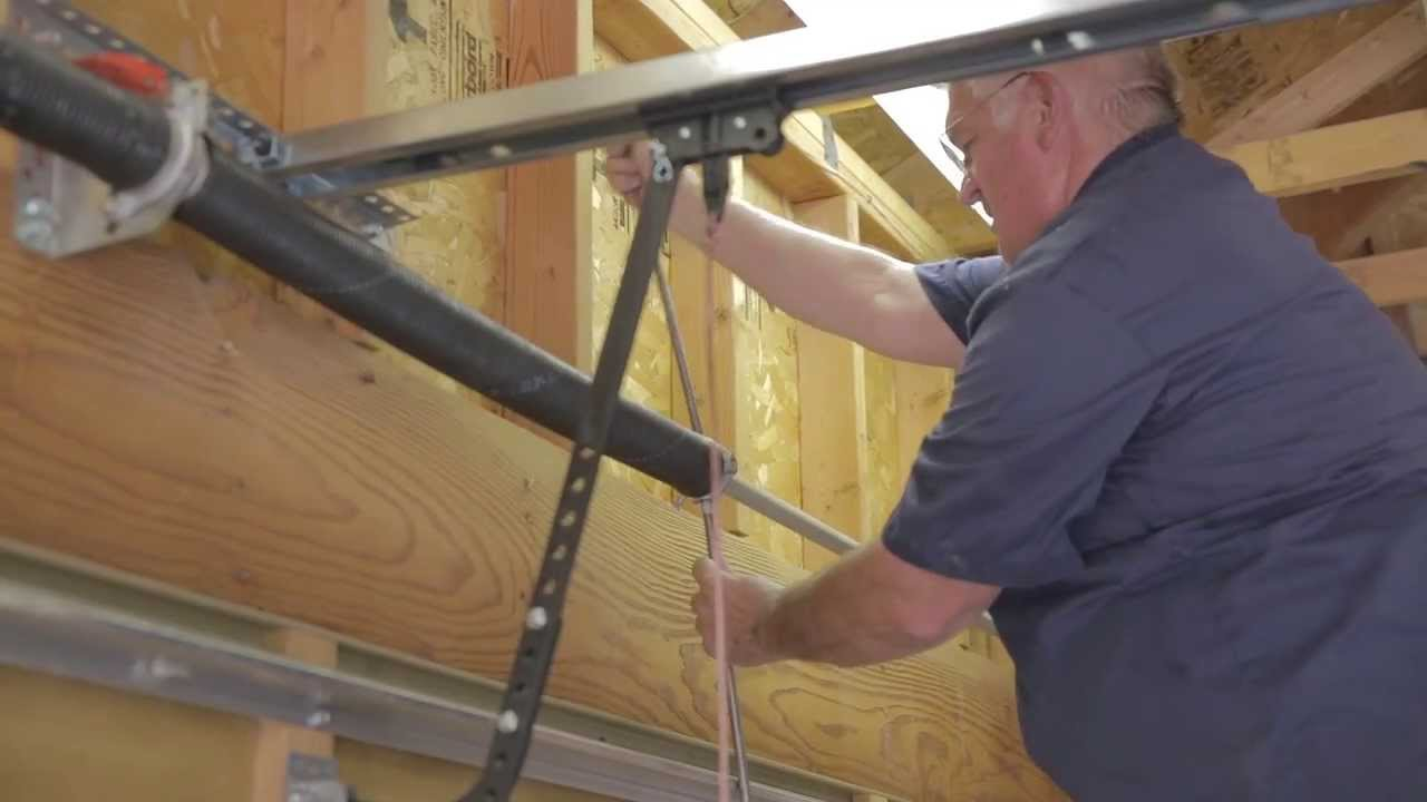 How To Replace Garage Door Springs Done By A Professional
