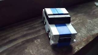 HOW TO BUILD LEGO FORD MUSTANG | КАК СДЕЛАТЬ ЛЕГО ФОРД МУСТАНГ