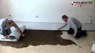 Superseal Tile Subfloor - installation