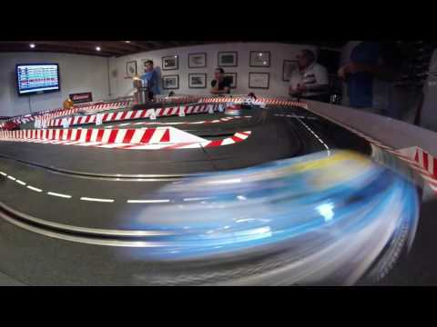 Carrera slot cars – Sebastian's slot car track