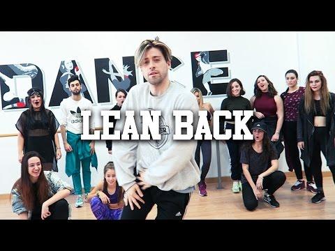"""LEAN BACK"" Terror Squad | Choreography: Albert Cornelles"