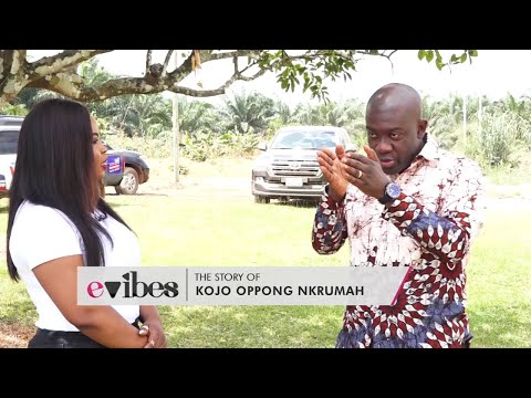 E VIbes with Becky: The Story of Kojo Oppong Nkrumah (16-2-21)