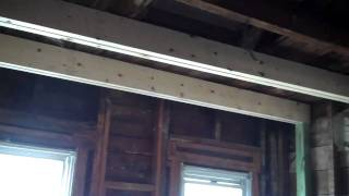 JOIST INSTALL @ A SAGGING ROOF
