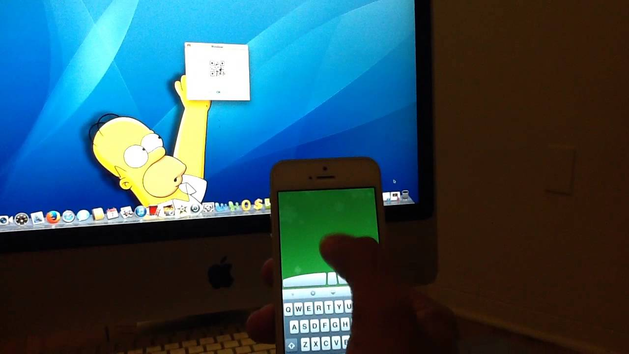 Control your Mac or PC with Remote Mouse