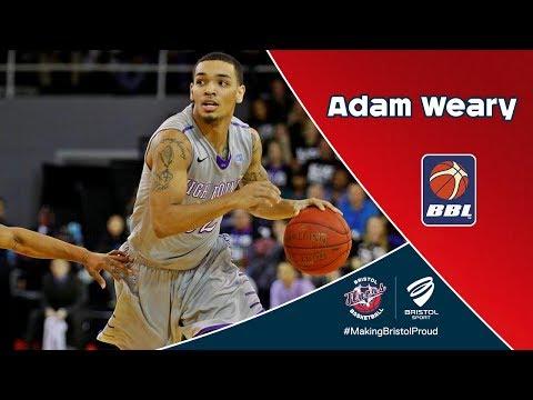 Bristol Flyers - Introducing Adam Weary