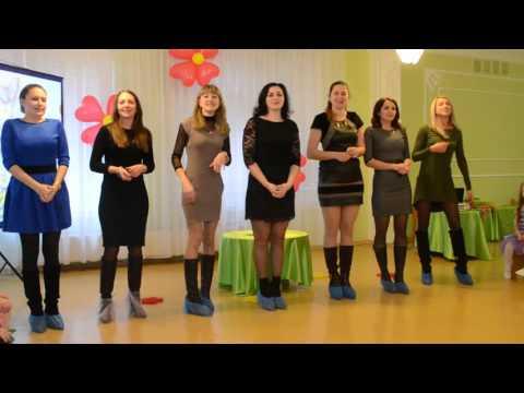 Конкурсы на 8 марта 2015 Sjøhusene