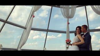 Свадьба в Бобруйске красивой пары Елены и Андрея! =) Свадебный клип - видеограф Роман Мишаров