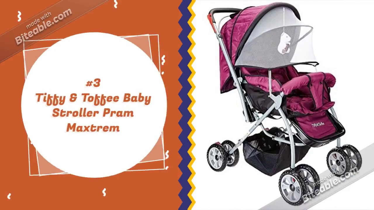 Pram Stroller India Best Strollers In India Youtube