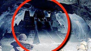 Czy na ANTARKTYDZIE odkryto piramidy?