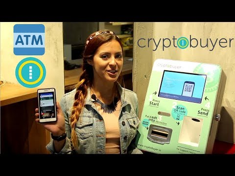 Cryptobuyer ATM : How To Buy Bitcoin, Dash, Litecoin And Other Cryptocurrencies.