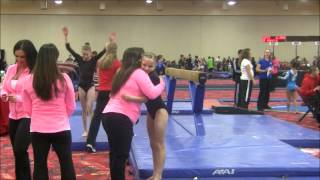 sydney s first level 8 gymnastics meet