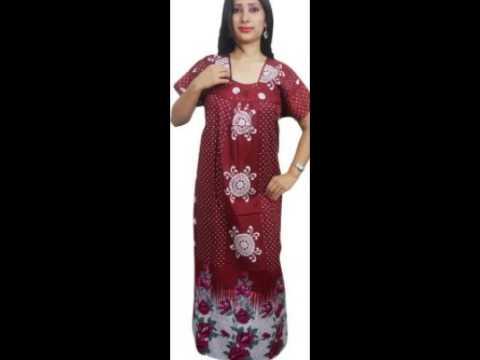 Sleepwear Nighty Maxi Dress By Indiatrendzs. Flipkart Globaltrendzs cc27c28ef