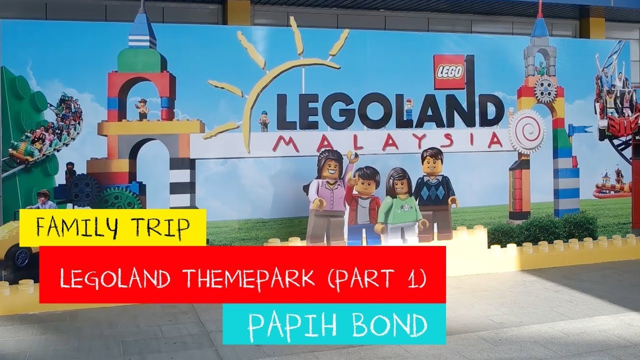 Serunya Keliling Legoland Malaysia Theme Park - part 1 ...
