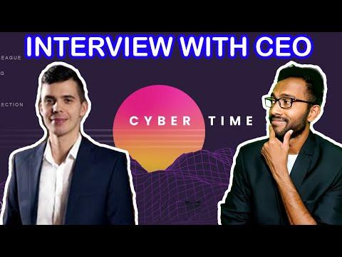 Interview with Cybertime Finance CEO - Dmitriy Boshenyatov - NFT Fantasy League - Cyber Farming