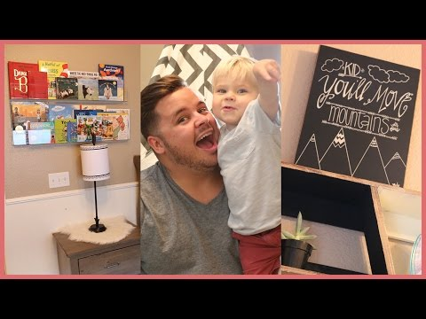 Ollie's New Room Tour!!