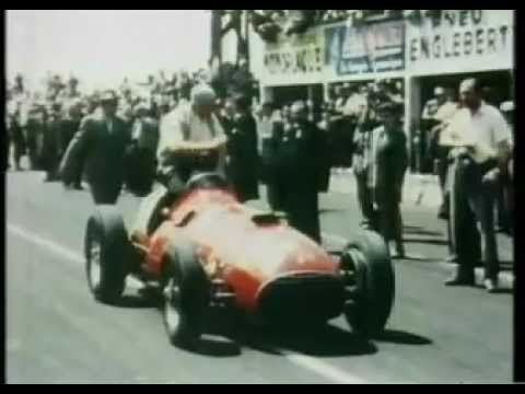 THE GRAND PRIX CAR 1945-1965 - PART 1/3 (UK Channel 4 1988)