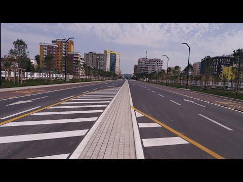 Bulevardi i Ri i Tiranes (shtator 2017)