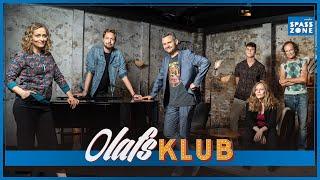 Olafs Klub vom 02.09.2021 mit Schubert, Tobias,Ivan, Anne, Sarah und Bastian