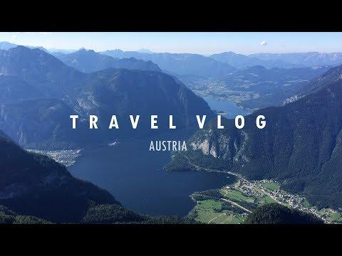 Travel vlog // Austria 2016