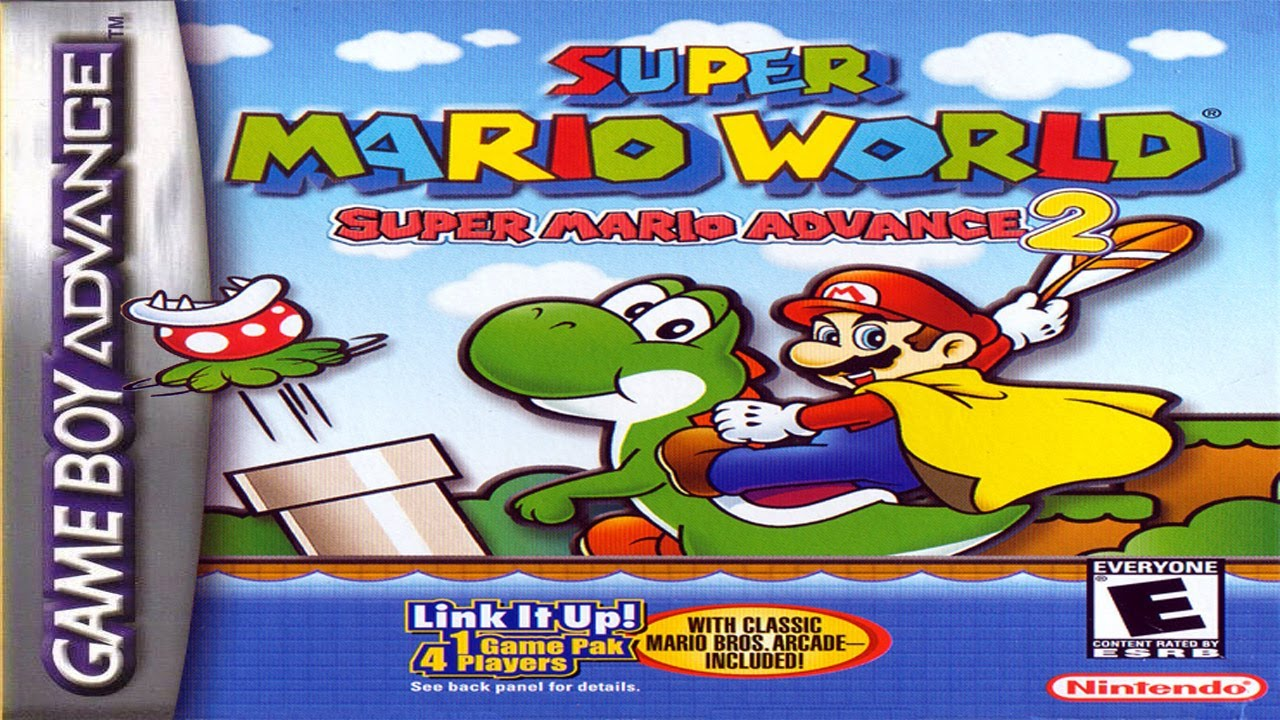 LONGPLAY] GBA - Super Mario World - Super Mario Advance 2 [100%] (HD,  60FPS) - YouTube