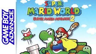 "[LONGPLAY] GBA - Super Mario World - Super Mario Advance 2 ""100%"" (HD, 60FPS)"