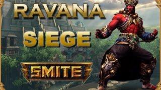 SMITE! Ravana, Mostrando todo su potencial! Siege #37