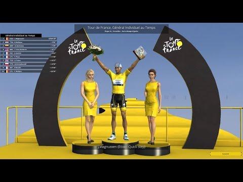 """PCM 2016  """"  FDJ en Force """" Carrière Online Ep 1 :Österreich Rundfahrt / Tour of Austria"""