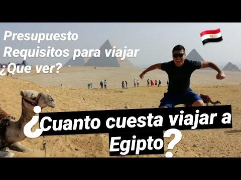 ¿CUANTO DINERO NECESITO PARA VIAJAR A EGIPTO?🇪🇬/Requisitos Y Visado, Presupuesto Por Dia💲💲