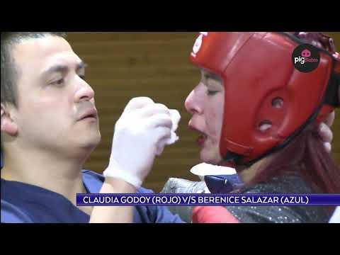 Berenice Salazar Vs Claudia Godoy