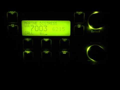 6215 Taupo Maritime Radio - Mayday Relay