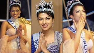 Miss World 2000 Priyanka Chopra's Miss India Journey# Nostalgia