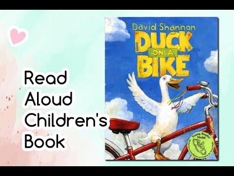 Duck on a Bike by David Shannon   Read Aloud Children's Book 📚
