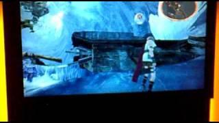 Final Fantasy 13 demonstration @ PS3 Philippine launch event in Glorietta 4