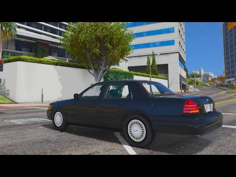 1998 FBI Detective Crown Victoria - GTA V MOD | 2.7K / 1440p ! _REVIEW