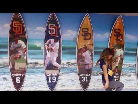 San Diego Padres All Star Music Video...by entertainment team