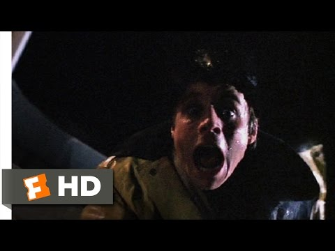Jaws: The Revenge (1/8) Movie CLIP - A Shark Surprise (1987) HD