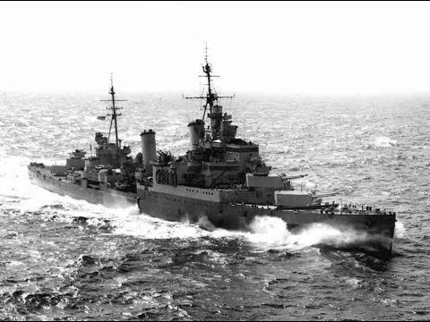 HMS Sheffield - Guide 127