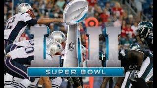 SCRIPTED | Eagles-Vikings NFC Championship, Jan. 21, 2018 +SB 52 +USA Today & Vice Sports apolog