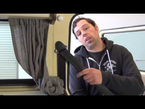 GoWesty KT-VANO Seatbelt Install for the Driver's Side of a Full Camper
