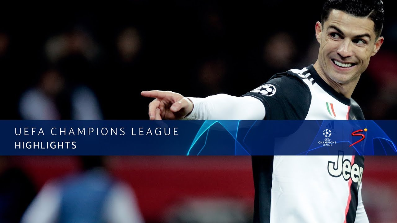 UEFA Champions League   Bayer 04 Leverkusen v Juventus   Highlights